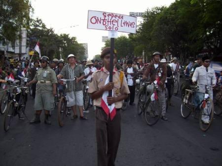 SOLO di Kirab Budaya Surakarta 2009
